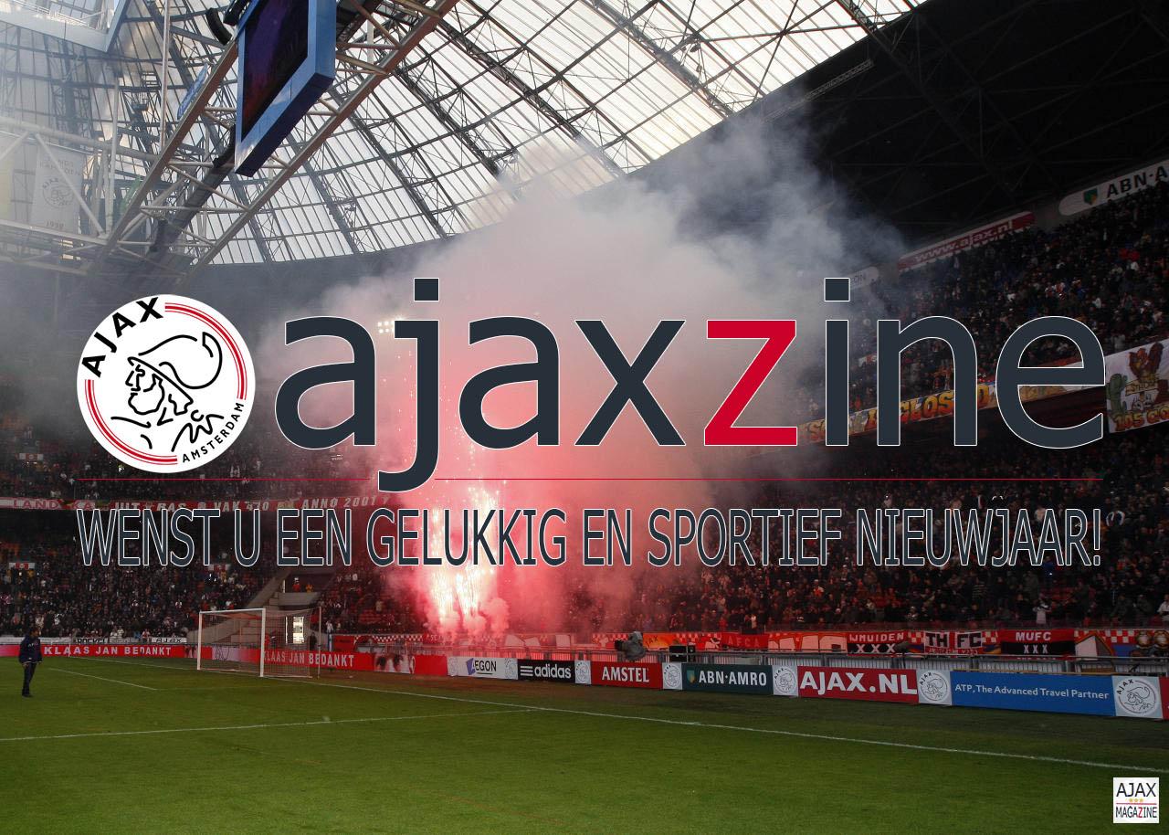 Ajax-Arena-Nieuwjaar-Vuurwerk