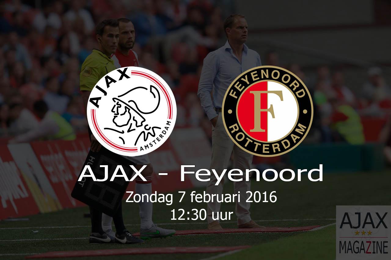 AJAX-Feyenoord – 20160207