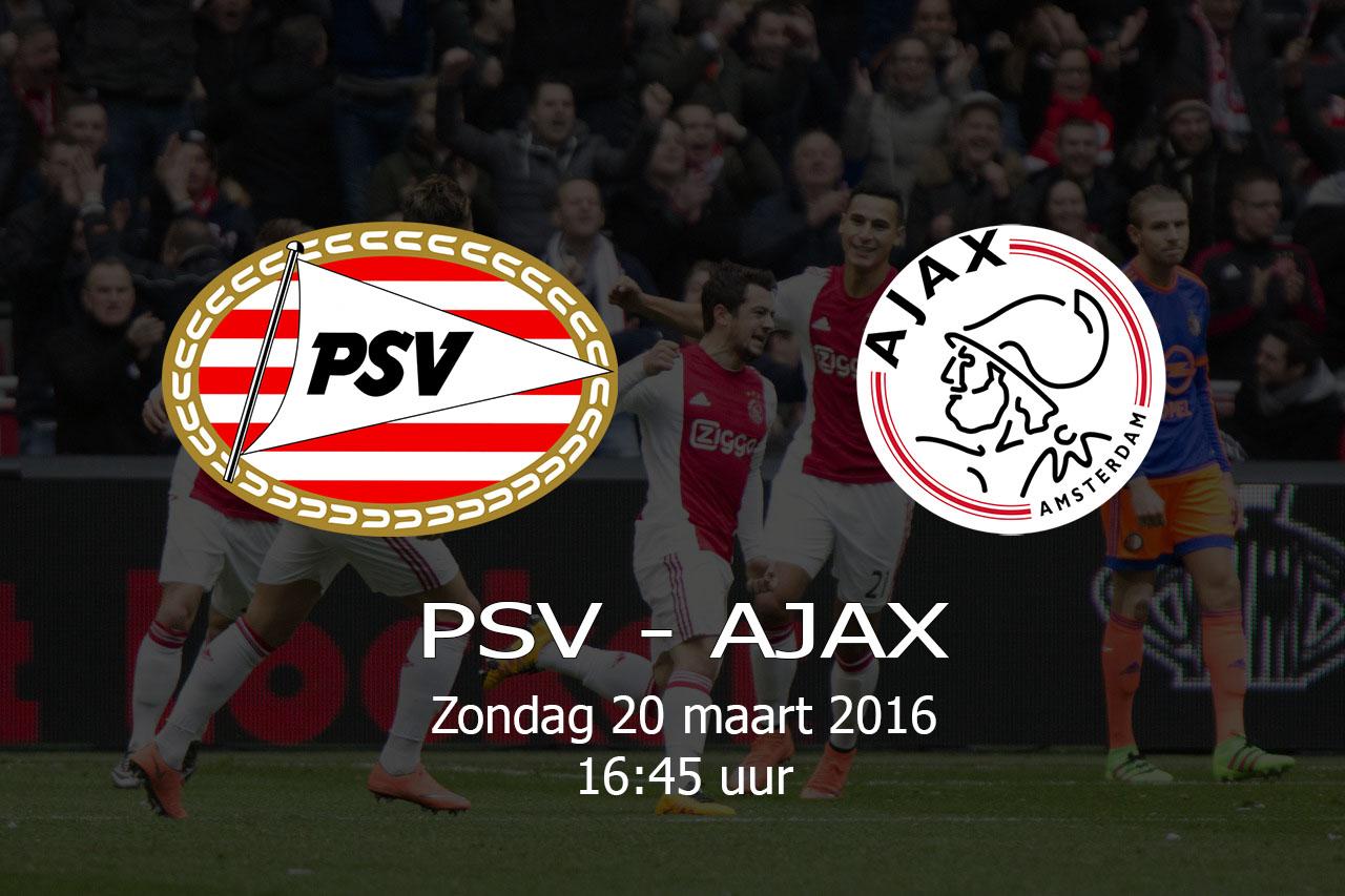 PSV – AJAX – 20160320