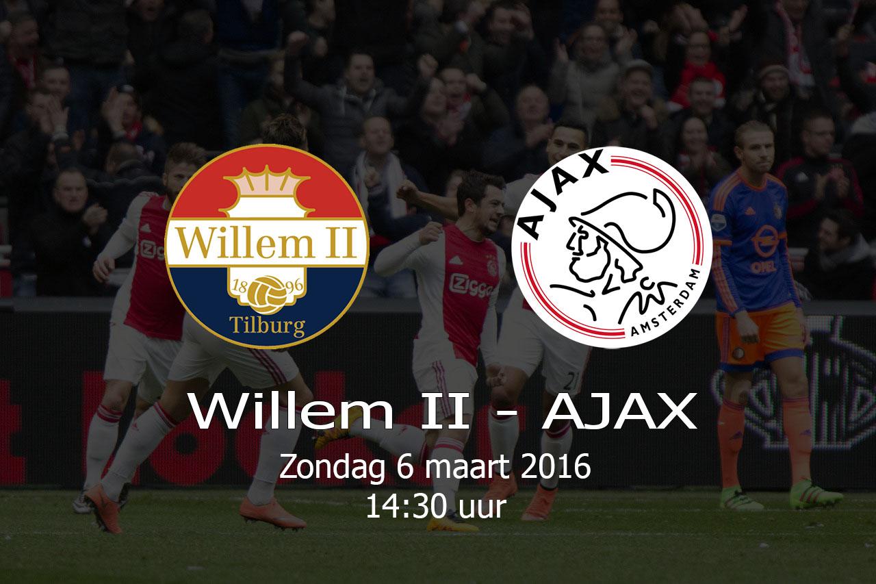 WIllem II – AJAX – 20160306kopie