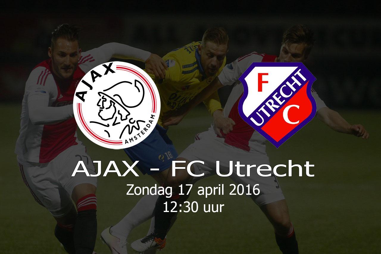 AJAX – FC UTRECHT – 20160417kopie