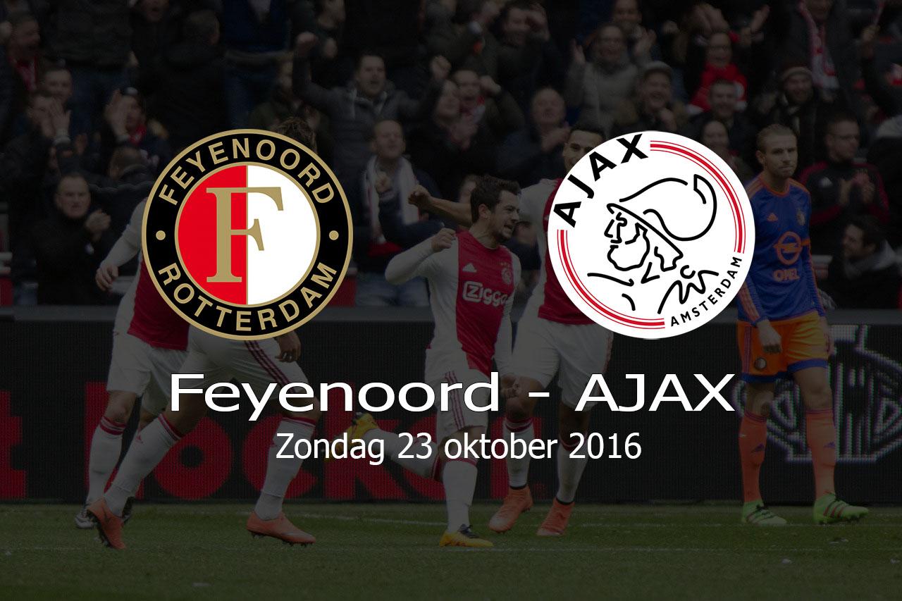 Feyenoord-Ajax – 20161023