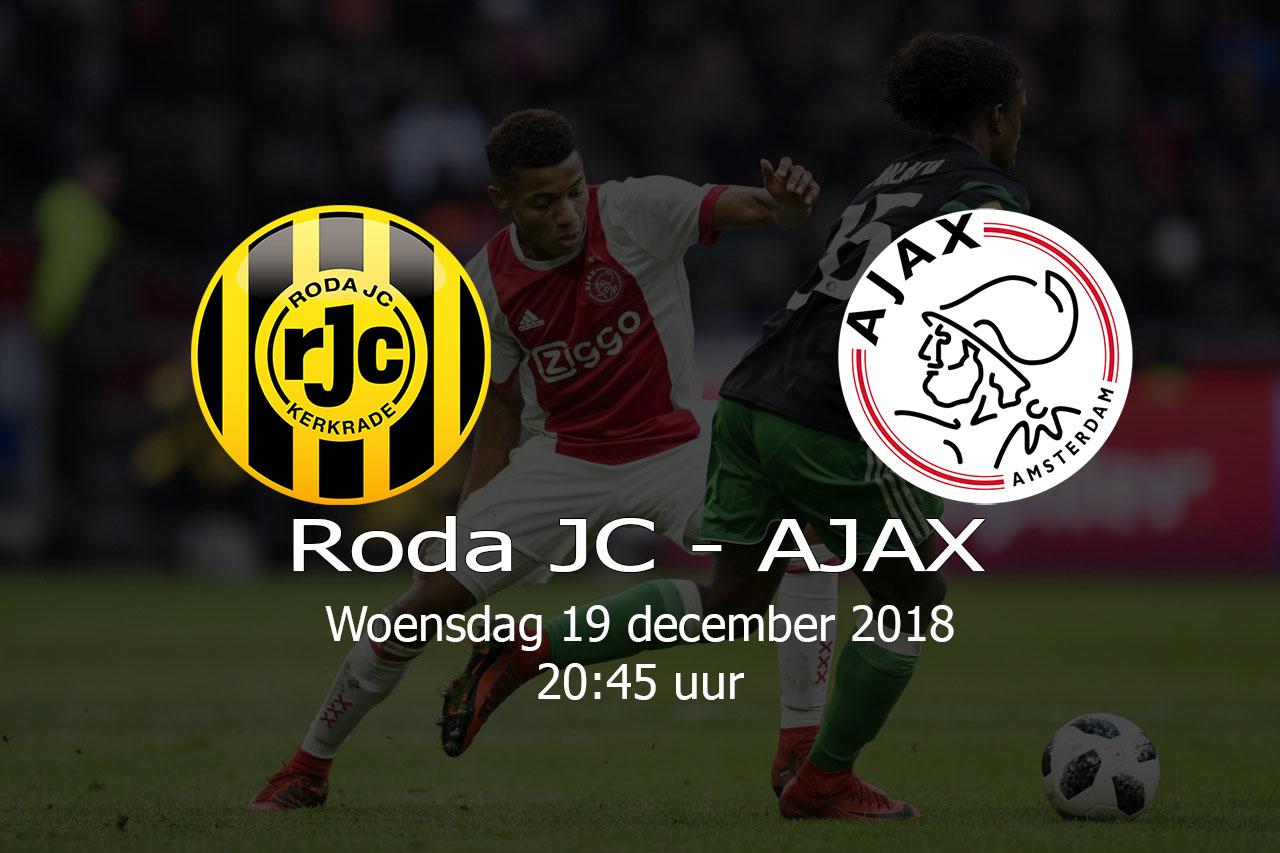 UIT-aankondinging-AJAX-RODA